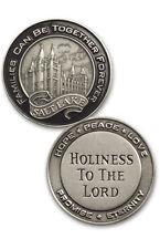 Salt Lake City TempleSalt Lake LDS / Mormon Temple Keepsake Challenge Coin