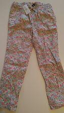 Baby Gap Kids Girls floral pants size 5 BNWT