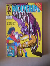 WOLVERINE n°20/21 1991 Play Press Marvel [G818]