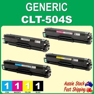 4x 6x 8x CLT-504S CLT504S Generic Toners for SLC1810W SL-C1860FW CLX4170 CLX4195