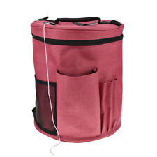 Large Knitting Tote Bag Yarn Storage Bag for Organizer Crochet Knitting Yarn