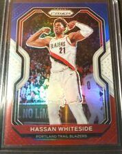 New listing 2020-21 Prizm HASSAN WHITESIDE R/W/B PRIZM card #158
