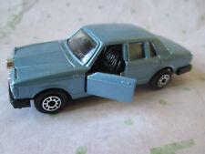 1985 Era MC Toy Metallic Blue Rolls-Royce Sedan Car 1:64 Macau (Mint)