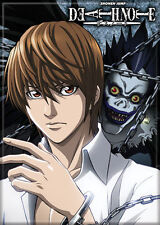 Death Note Photo Quality Magnet: Light Ryuk