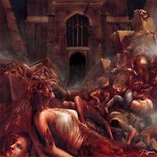 SAPROGENIC - The Wet Sound Of Flesh On Concrete CD (Deepsend, 2002) *OOP Death