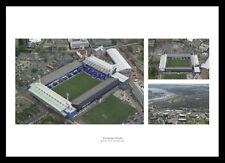 Ipswich Town Portman Road Stadium Aerial Photo Montage (IPSMU1)