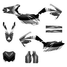 2010 2011 2012 2013 CRF 250 R graphics Honda 250R sticker kit NO7777 Metal