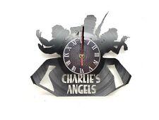 Charlie's Angles Clock Decor Wall Art