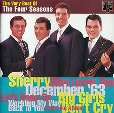 THE FOUR SEASONS : THE VERY BEST OF THE FOUR SEASONS / CD - TOP-ZUSTAND