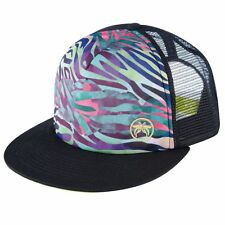 UBBAW37-02BK Urban Beach Trucker Nikki Beach Rockstar Ladies Cap OSFA MRP £9.99