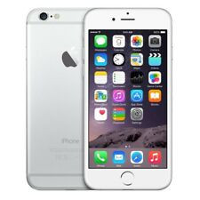 Factory Unlocked Apple iPhone 6 64GB Smartphone Silver 4G Cell Phone+Fingerprint