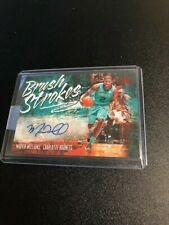 2017/18 Panini Court Kings - Marvin Williams - Brush Strokes Autograph 34/99
