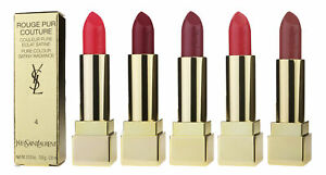Yves Saint Laurent Rouge Pur Couture Satin Radiance Lipstick.20oz/6ml New In Box