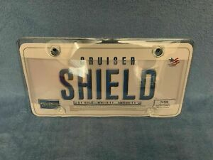 NEW 2021 License Plate Cover Anti Red Light Speed Camera PhotoShield - FREE S&H
