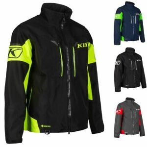 Klim Tomahawk Mens Snowmobile Mountain Jacket