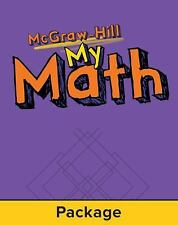 McGraw-Hill My Math, Grade 5, Student Edition Package (Volumes 1 and 2) (Mixed M