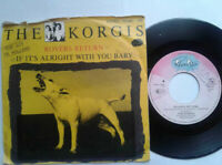 "The Korgis / Rovers Return 7"" Vinyl Single 1980 mit Schutzhülle"