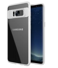 Für Samsung S8 plus Brushed Handyhülle Case Etui Schwarz Schutz Cover Tasche
