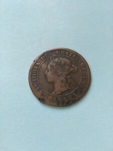 1894 Canadian Large Penny (1c), No Reserve!
