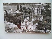 Ansichtskarte Speyer am Rhein Blick auf dem Dom 1967 Luftbild