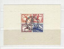 Gestempelte Briefmarken aus dem deutschen Reich mit Olympische Spiele