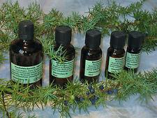 20ml NATURREIN ätherische Öl Essenz WACHOLDERÖL Seife machen Imprägnieren Holz