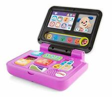 Baby Activity Laptop Educational Toys For Girl +2 Year Old Toddler Learning Kids