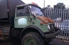 mercedes unimog 406 diesel injection pump