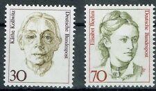 Bund MiNR 1488 + 1489 Freimarken Frauen der deutschen Geschichte postfrisch **