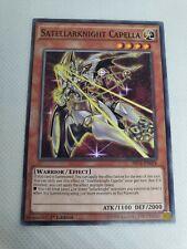 Yu Gi Oh Card - Satellarknight Capella SECE-EN024 1st edition Yugioh Card common