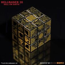 Hellraiser III: Hell on Earth Lament Configuration Puzzle Cube Mezco In Stock
