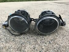 OEM 1999-2006 BMW E46 M3 E39 M5 pair Front Left and right Fog Light Upgrade Nice