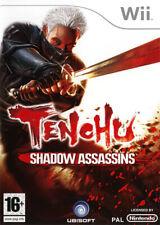 TENCHU - SHADOW ASSASSINS / NINTENDO Wii / NEUF SOUS BLISTER D'ORIGINE / VF