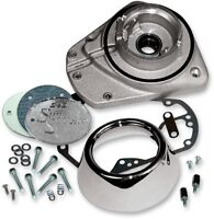SS Cycle Smooth Cam Cover - 31-0203 48-4030 0940-1423