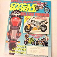 Cycle World Magazine Yamaha YZF600R Bimota June 1996 061917nonrh