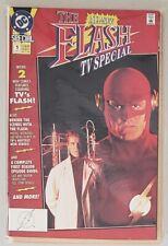 THE FLASH ALL-NEW FLASH TV SPECIAL #1 DC COMICS 1991