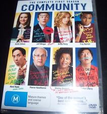 Community Complete Second Season 1 (Australia Region 4) DVD – New