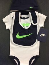 Sale!!! 3 Pc Nike Baby Set, Size 3/6 M