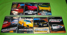 Empty Replace Cases! The Need For Speed 1 2 3 Hot Pursuit Collection PS1 PS2 PS3