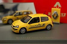 Universal Hobbies UH 1/43 - Renault Clio La Poste