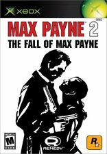 Xbox : Max Payne 2: The Fall of Max Payne VideoGames