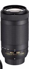 Nikon AF-P DX NIKKOR 70-300mm f/4.5-6.3G ED Lens Nikon DSLR BRAND NEW QUICK SHIP