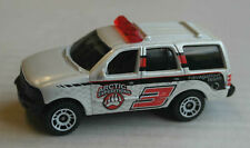 Matchbox Ford Expedition perlmuttweiß Arctic Expeditions SUV MBX Mattel Auto Car