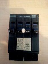 Murray MP25020  50-Amp Double Pole Two 20-Amp Single Pole Circuit Breaker
