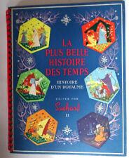 album images Suchard la plus belle histoire de notre temps T2(1958) complet TBE