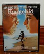 KARATE KID-THE MOMENTO DE LA VERDAD DVD NEW SEALED ACTION