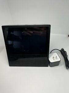 Amazon Echo Show Alexa 1st Generation MW46WB Smart Assistant - Black