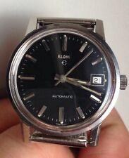 Elgin 333 Automatic Vintage Watch Uhr Montre Orologio AS 1913 Box Steel