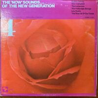 """THE """"NOW"""" SOUNDS... OF THE NEW GENERATION  VOL 4 CAPITOL COLLECTOR'S SET LP"""