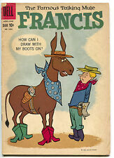 Francis 1090 Dell 1060 PR FR Famous Talking Mule Four Color Cowboy Hat Pistol